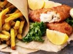 Plat du jour : Fish and Chips/Rice