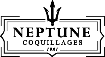 Logo Coquillage Neptune