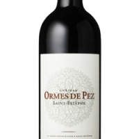 Rouge 750 ml Chateau ORMES DE PEZ 2015
